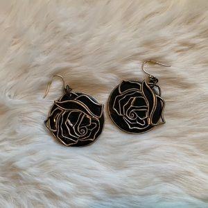 Lucky Rose Earrings